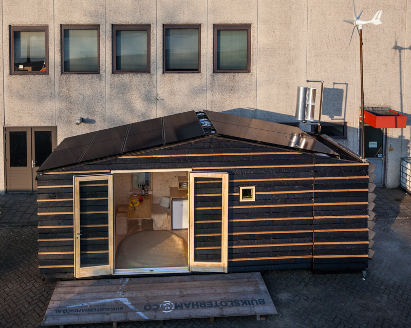 Sustainable Student Homes Project