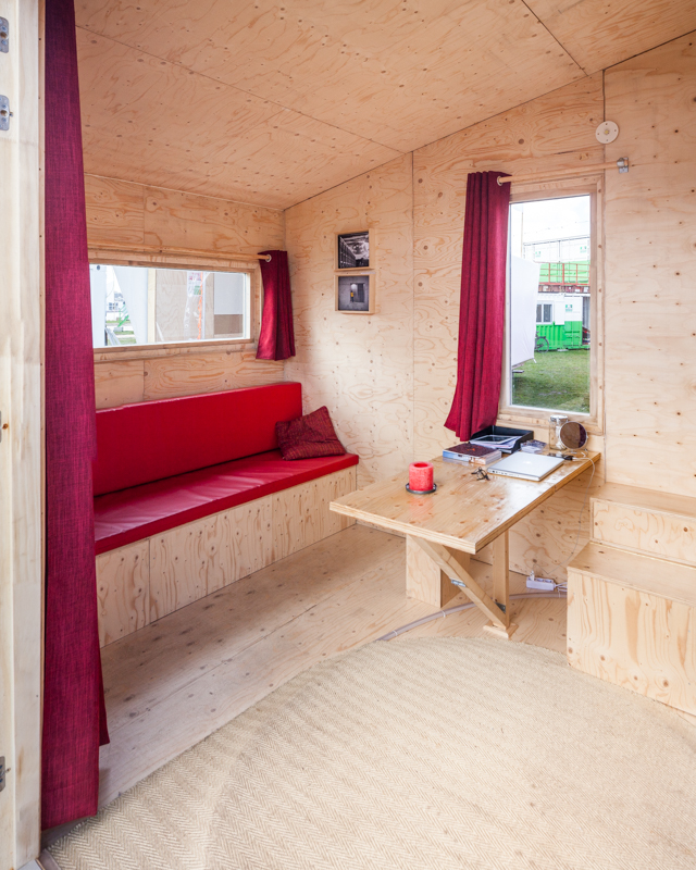 Sustainable Tiny Homes Project