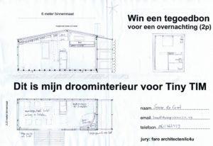 Interieur Tiny TIM